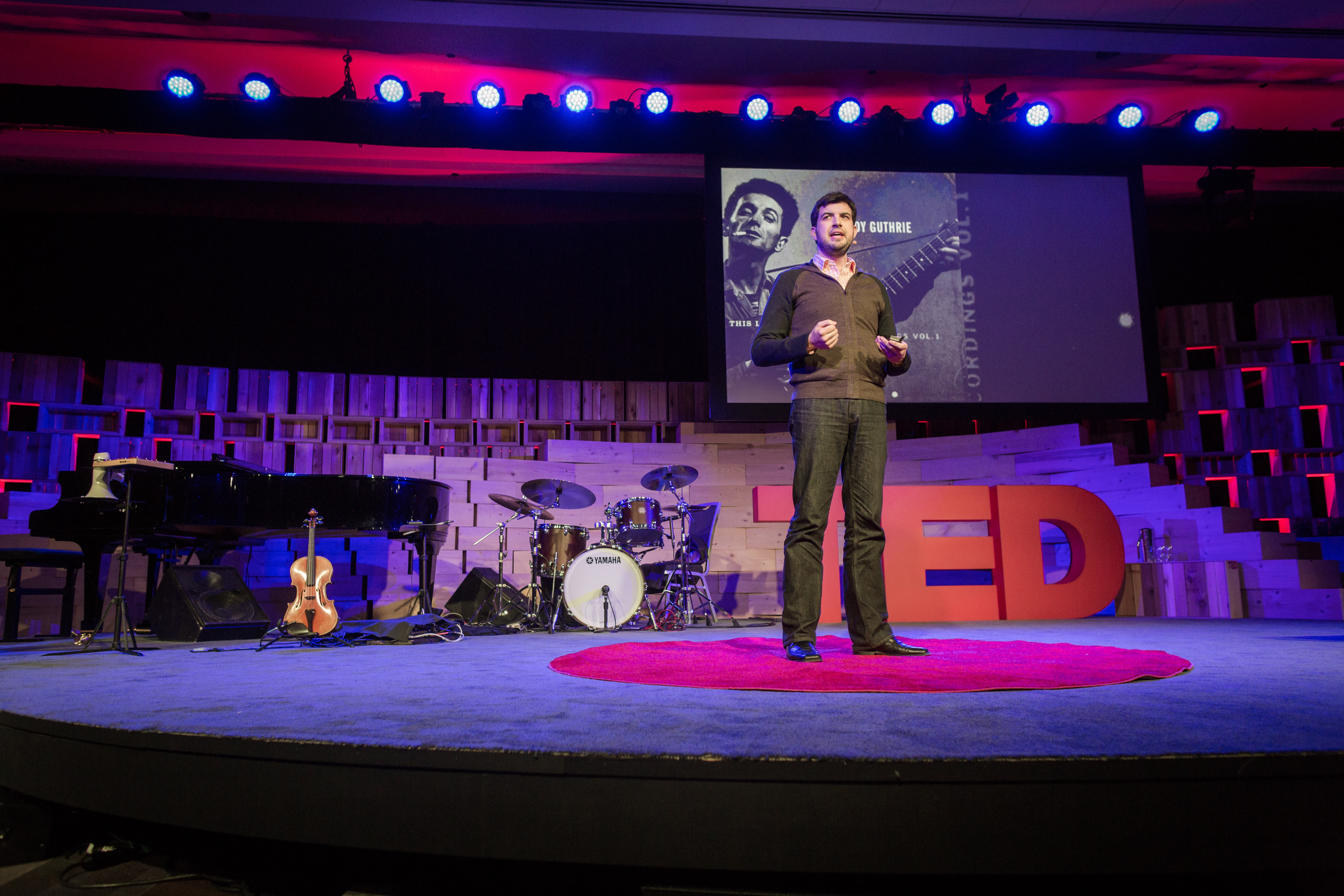 Dan Visconti named a 2014 TED Fellow and will deliver a TED talk at the March 2014 conference in Vancouver, BC.